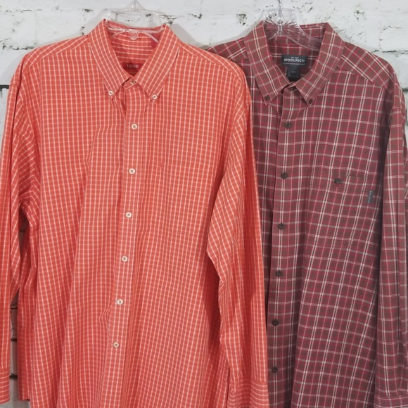 Izod Other - Woolrich & Izod l XL Bundle of 2